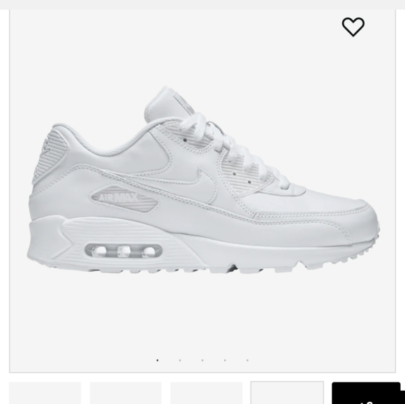 Nike Shoes | Mens Size 12 White Air Max